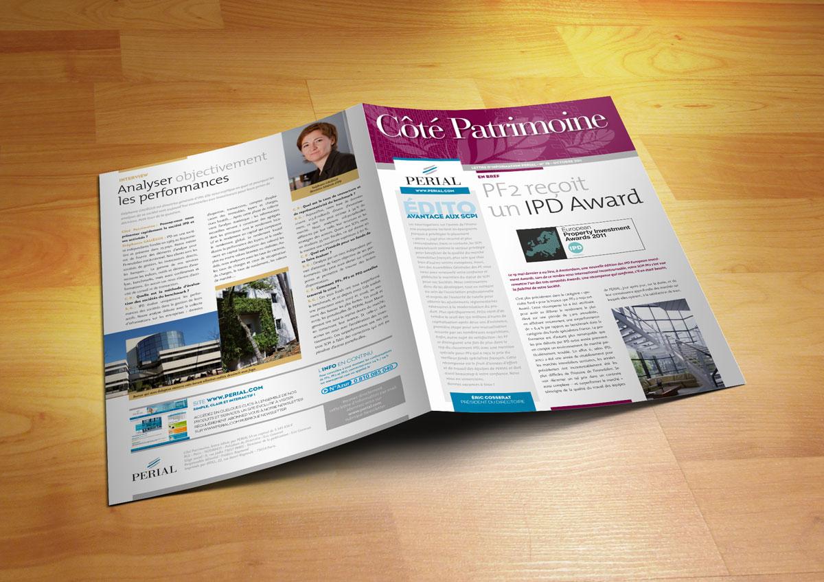 Côté Patrimoine newsletter