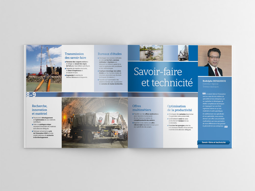 Brochure Vinci Construction