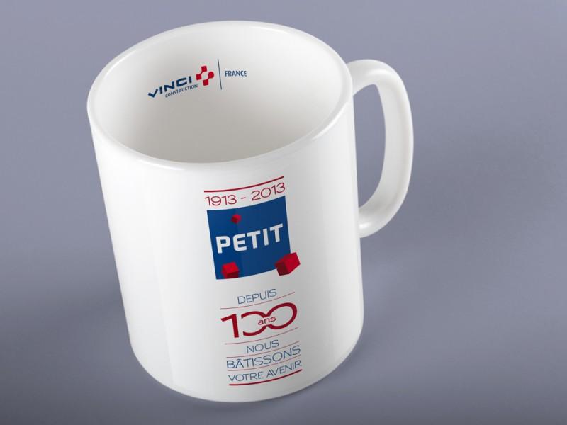 100 ans de l'entreprise PETIT