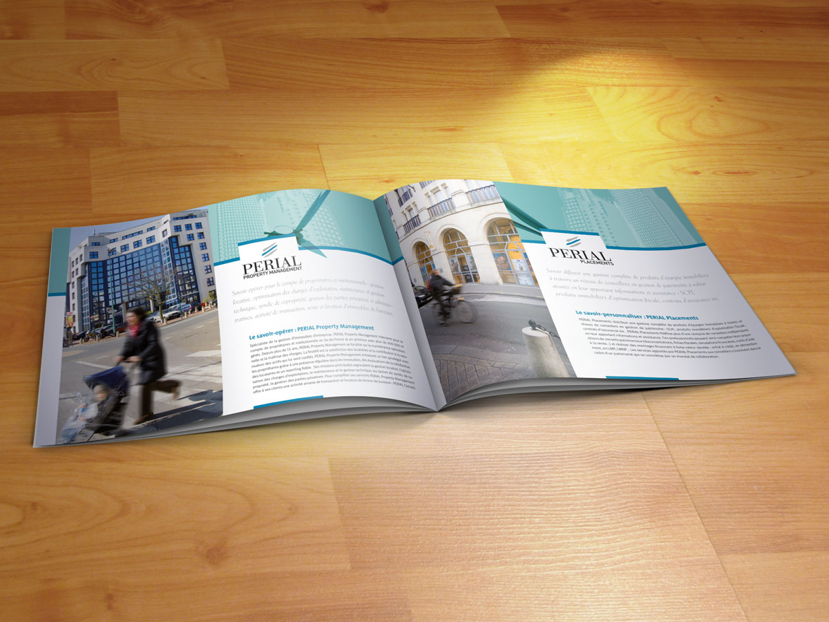 Perial brochure 8 pages