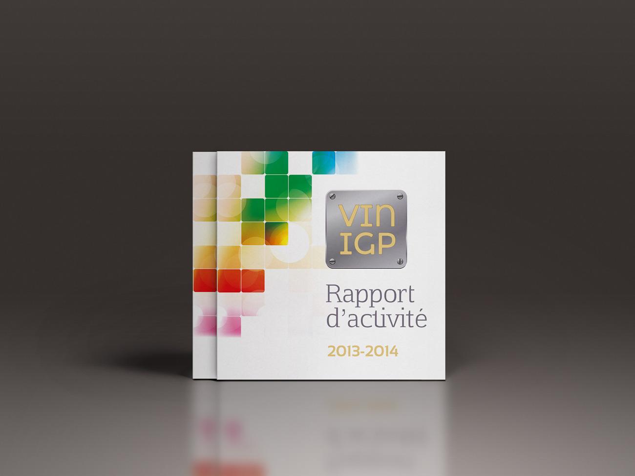 Rapport d'activités 2014 Vin IGP