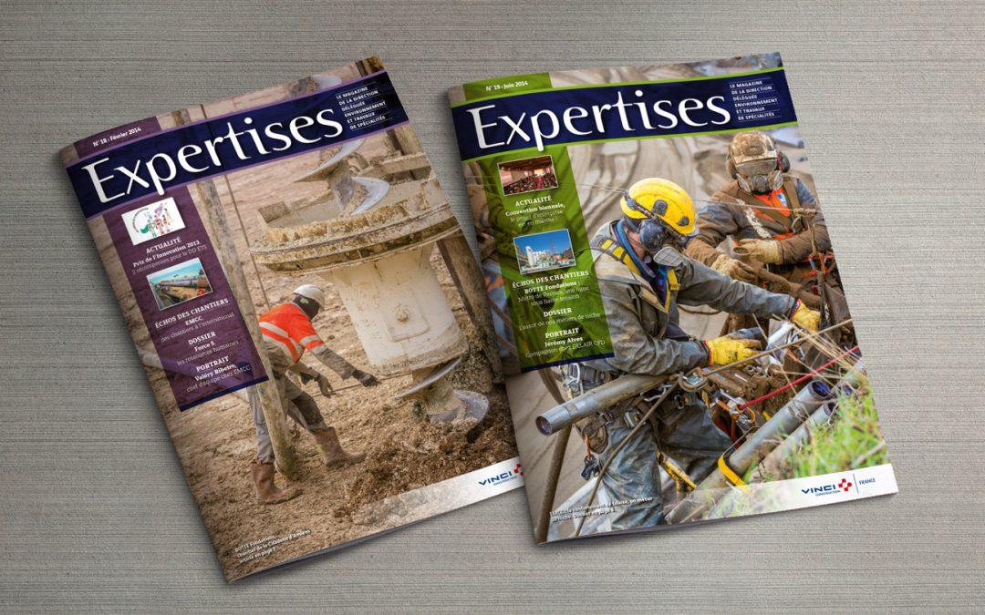 Expertises magazine