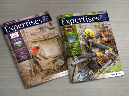 Expertises magazine