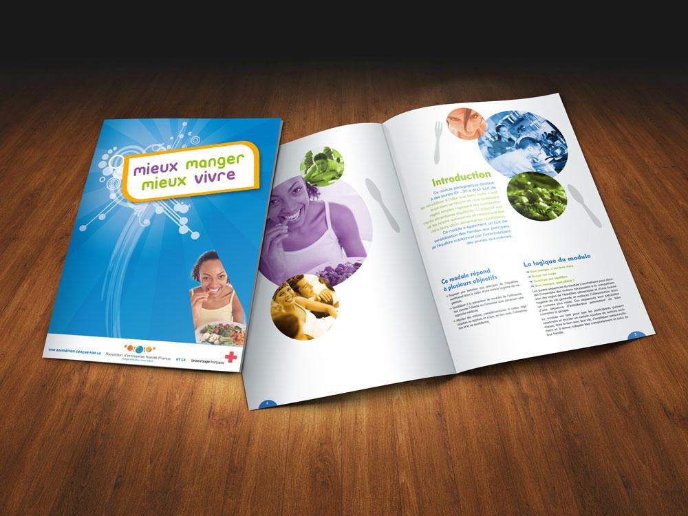 Livret Fondation Nestlé