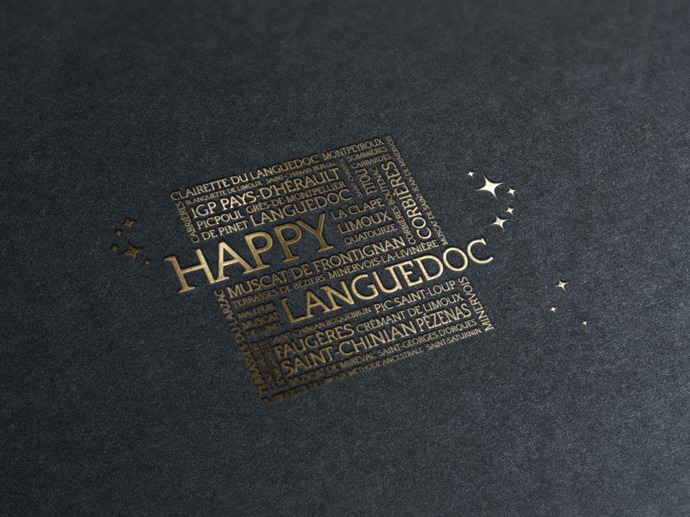 logo Happy Languedoc