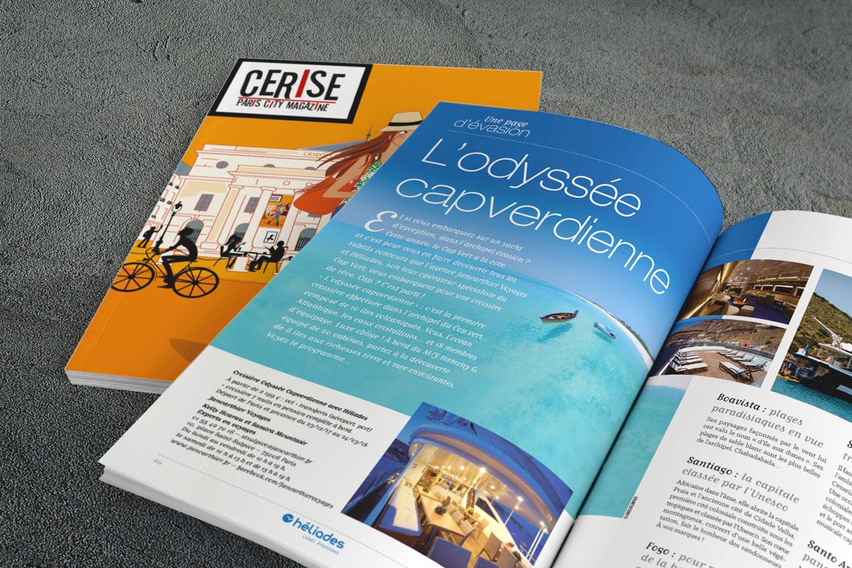 Cerise Magazine n° 8