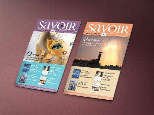 Savoir magazine