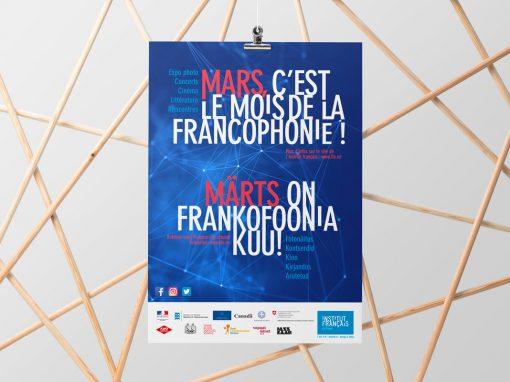 Affiche francophonie