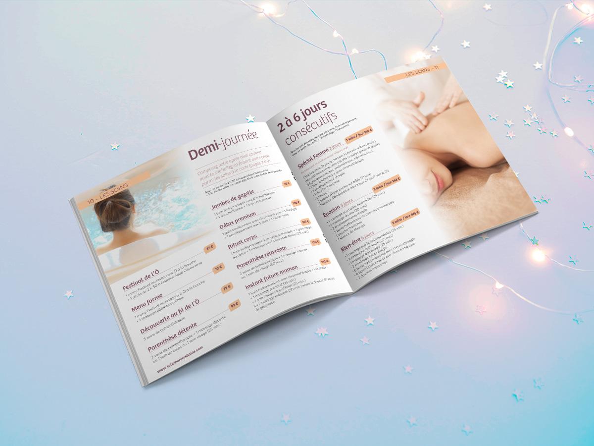 Pages carte des soins